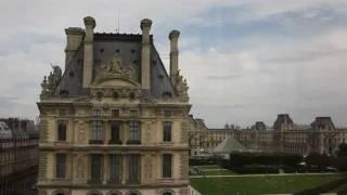Свадебное путешествие, Париж