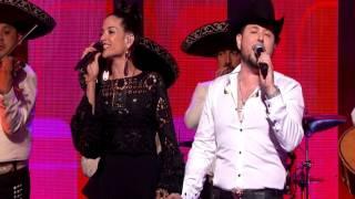 Premios De La Radio ROBERTO TAPIA y NATALIA JIMENEZ - NO VALORASTE / ME MERO POR BESARTE / QUEDATE C