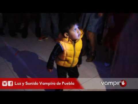 Video Luz Y Sonido Vampiro   Primeros Eventos 2015