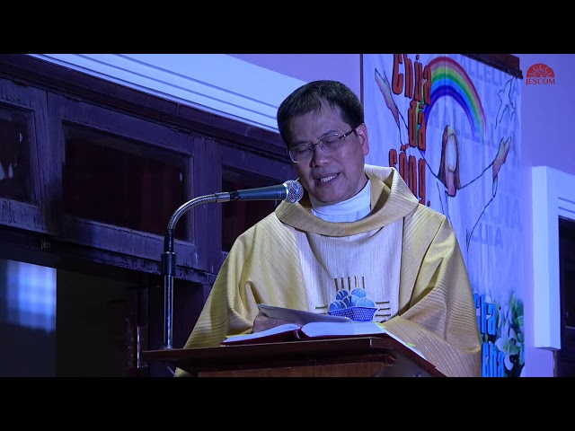 Lễ vọng Chúa Phục Sinh: Bài giảng và lời chúc của cha Antôn Nguyễn Cao Siêu, S.J.