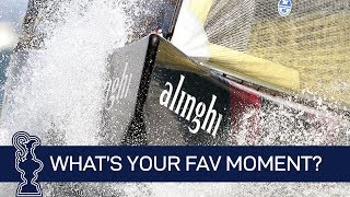 What's Your Favourite America's Cup Moment - Grant Simmer