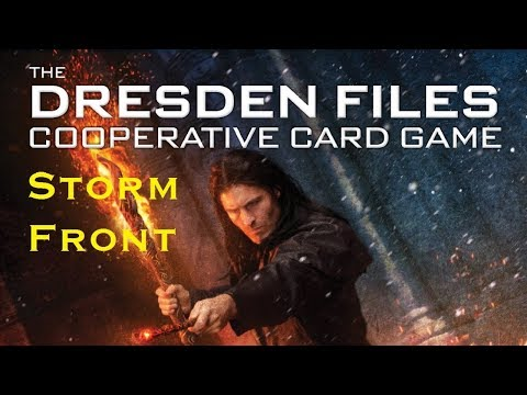 Dresden Files CCG: Storm Front: Episode 2