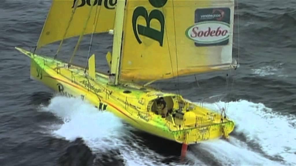 Vendée Globe 2004 - 2005 - YouTube