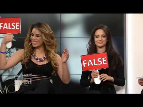 Fifth Harmony : Interview (The Social 2015)