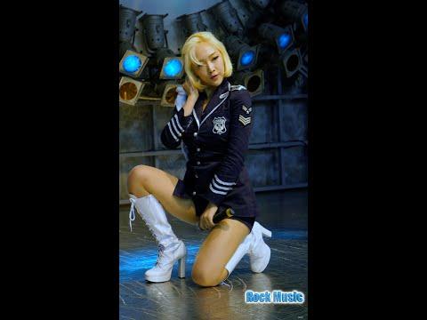워너비(WANNA.B)시영[직캠]My Type@20151115 Rock Music