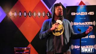 DeRay Davis Has Heather B in Stitches as he Jokes About Controlling his Girl in the Club