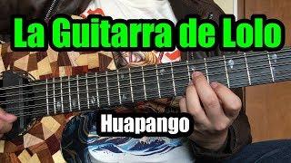 La Guitarra de Lolo - Bajo Quinto   Tutorial