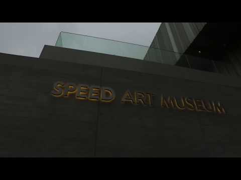 Yoga at the Speed Art Museum