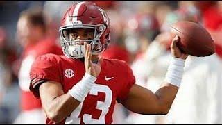 Tua Tagovailoa-QB-Alabama-2020 NFL Draft Film Breakdown