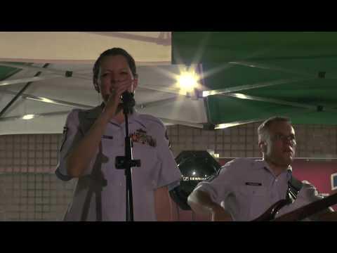 ロック演奏 フォープレイ/ロングタイム ボストン アメリカ空軍太平洋音楽隊 USAF Band of the Pacific, Foreplay/Longtime by Boston