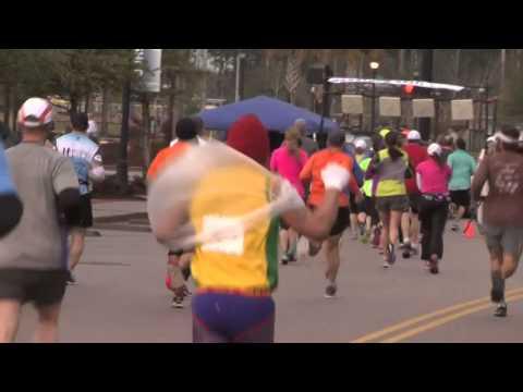 2014 MB Marathon Highlights