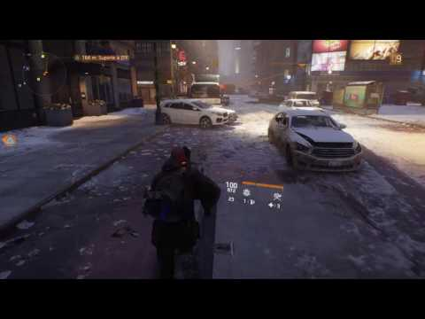 THE DIVISION - Exploração - Pennsylvania Plaza #2 !!!