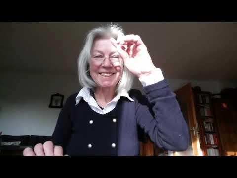 Dagmar Braunschweig-Pauli zum Thema Jod.