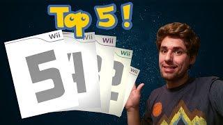 Top 5 Still Hidden Gems on Wii