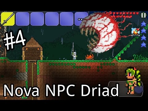 how to get npcs to move in terraria mobile