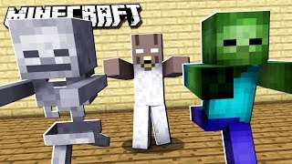 GRANNY HORROR GAME CHALLENGE in Minecraft!