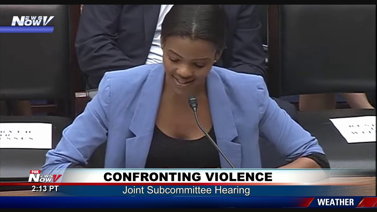 """STRONG BIAS"" Candace Owens UNLOADS On Congress at Hearing"