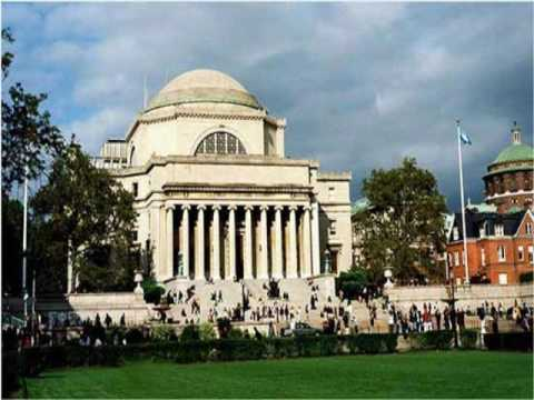 Columbia university Maha MIX