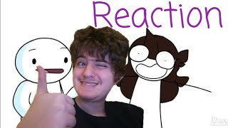 Jaiden Animations Watching my childhood videos w/ TheOdd1sOut Reaction