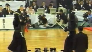 51st All Japan Kendo Championship Shodai vs. Hara