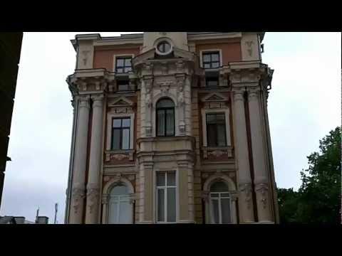 WALKING IN ODESSA, UKRAINE 1