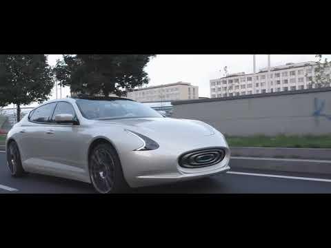 Thunder Power EV sedan