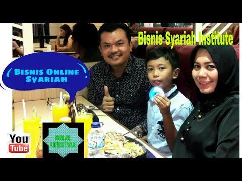 Bisnis Online Syariah #prodimanajemenfebuinjkt - YouTube