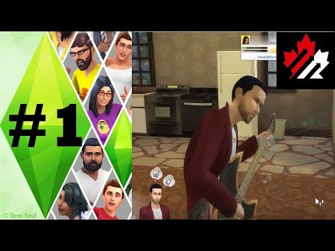 Sims4 Ps4 Gameplay #1 Fresh Start