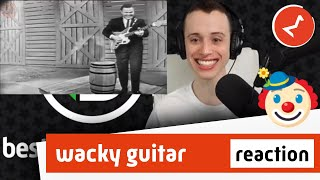 #reaction #guitarteacher #guitar like this video? please subscribe: https://bit.ly/bestguitarcoachytsubscribemore at https://www.bestmusiccoach.comroy clark...