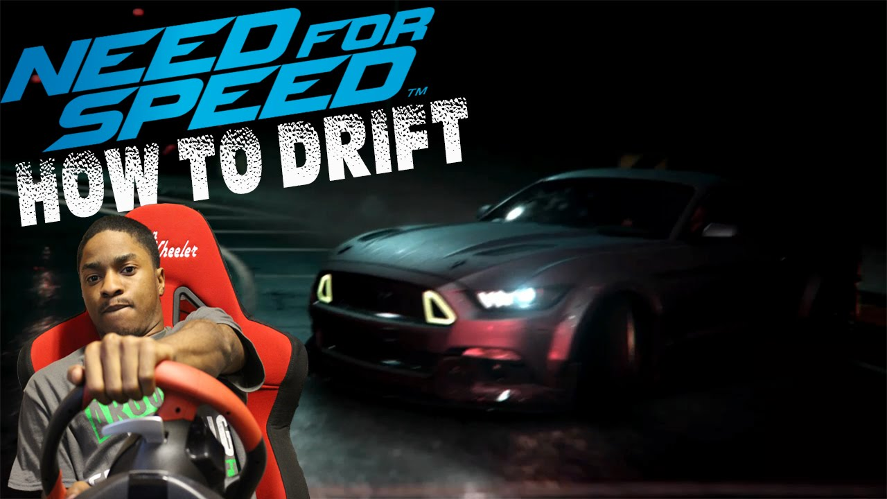 how to drift in need for speed