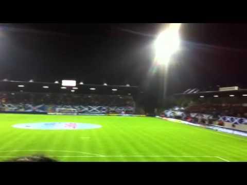 Liechtenstein vs. Scotland (Vaduz)