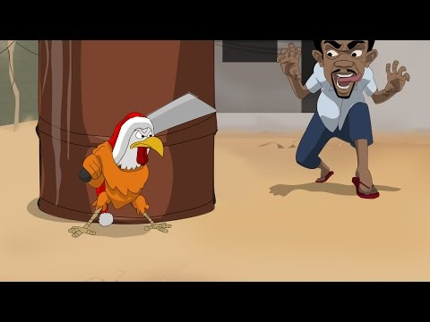 KOJO AND THE CHICKEN