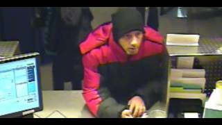 Bank robber strikes 3 locations in NYC
