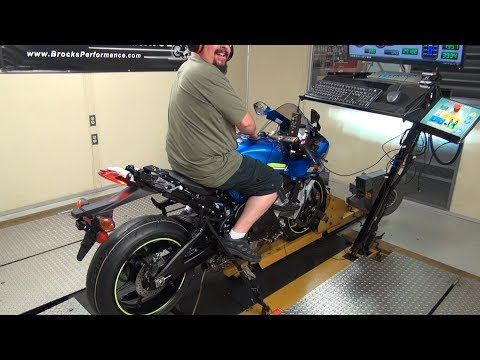 2017 GSX-R1K S2B: Episode 4 - Exhaust Installation and Theory (Part 1)