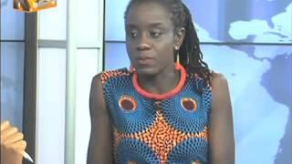 K24 Weekend Edition Interview (Kenyan Socialites)