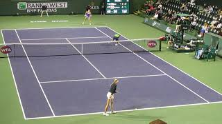 ANISIMOVA vs PAVLYUCHENKOVA final game