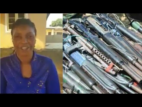 Download Duniya Tazo Karshe: An Kama Wata Mace Budurwa Shugabar Yan Garkuwa Da Mutane (Kidnappers) 😭😭😭