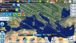 Air Tycoon Online 2 Best Routes Strategy