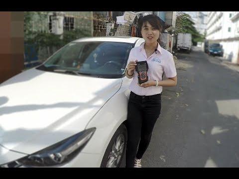 CarTek 3240 - Cùng H'Won Niê trải nghiệm máy chẩn đoán trên xe Mazda 32014