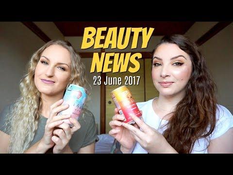 BEAUTY NEWS - 23 June 2017