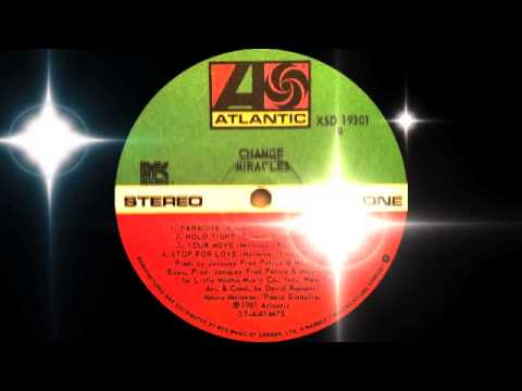 Change ft Diva Gray - Paradise (Reach for the Sky) Atlantic Records 1981