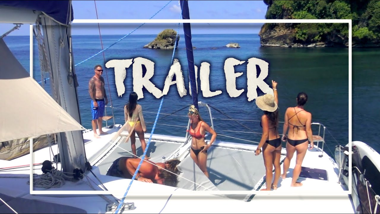 "Who is ""SAILING PARLAY REVIVAL""?  -  Channel Trailer!"