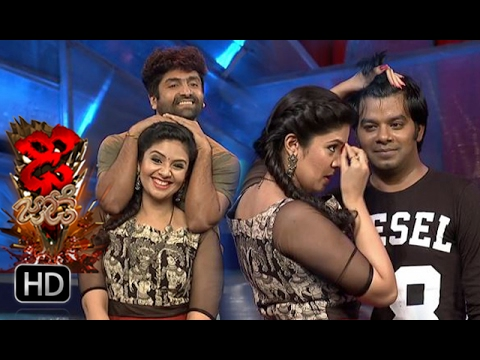 Dhee Jodi | 8th February 2017| Full Episode | ETV Telugu
