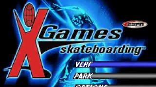I Try: ESPN X Games Skateboarding (GBA)