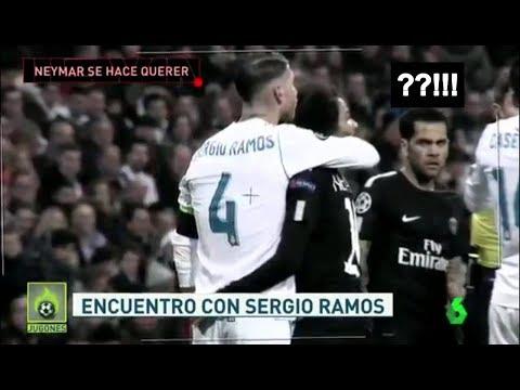 Neymar a-t-il préparé sa signature au Real Madrid pendant Real-PSG?