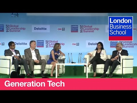 Generation tech and its impact on the global economy | London Business School