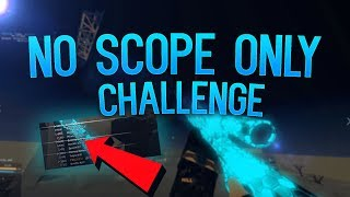 NOSCOPE SOLO CHALLENGE ON ROBLOX PHANTOM FORCES!!