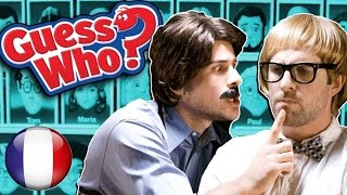 GUESS WHO IN REAL LIFE (BTS) VOSTFR
