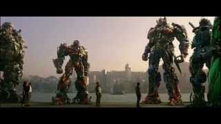 Transformers 4 (2014) La despedida de Optimus Prime (HD latino)