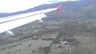 Airphil landing Awang Airport Cotabato City.AVI
